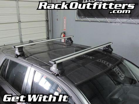Scion Xd Thule Rapid Traverse Aeroblade Base Roof Rack Roof Rack Scion Xd Scion
