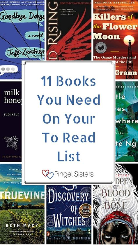 11 Books You Need On Your Summer Reading List Books Book Club Books Summer Reading Lists