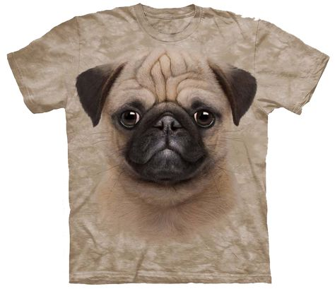If You Love Pug Puppy Faces Then This Shirt Is Perfect For You