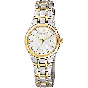 Citizen Eco Drive Elegance Damenuhr Armbanduhr Uhren Damenuhren