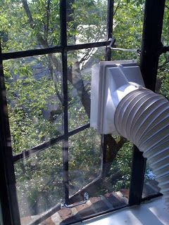 Rob S Musings How To Use An Air Conditioner And Not Destroy Your Stee Portable Air Conditioner Window Portable Air Conditioner Casement Window Air Conditioner