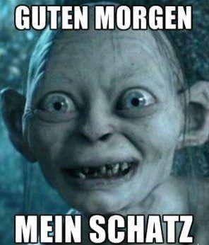 100 Gollum Ideen Herr Der Ringe Hobbit Mittelerde
