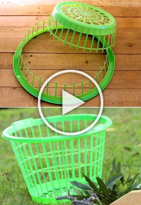 Steal this Dollar Store laundry basket DIY idea today, and make your own $1, easy and beautiful home decor!   #diy #homedecor #homedecorideas #diyhomedecor #farmhouse #farmhousestyle #farmhousedecor #christmas #christmasdecor #christmascrafts #christmasideas #christmasdecorations #holiday #crafts #boho #bohostyle #wreath #diywreath #decorations