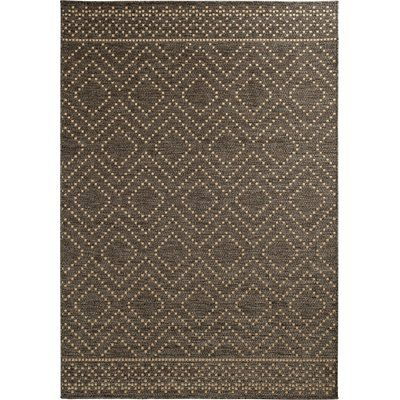 Stinson Border Geometric Indoor Outdoor Area Rug With Images