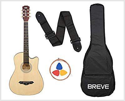 Breve Bre 38c Nt Acoustic Guitar Natural Musical Instruments Acoustic Best Instruments Bre Breve Guitar India Natural Nt Breves Best Best Deals