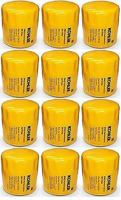 Snow Blowers 42230: Oem Kohler Oil Filter Shop Pack (12) Of