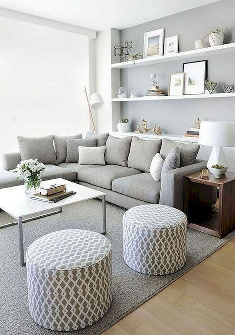 100 idées de décoration de petit salon Genius et remodeler ,  #decoration #genius #idees #petit #remodeler #salon