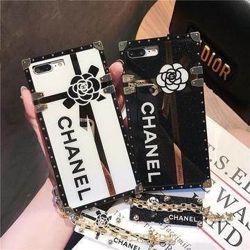 GG Classic Case – joy&charm | Chanel phone case, Luxury iphone ...