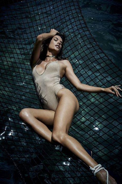 GQ BRAZIL: Alessandra Ambrosio by Stewart Shining | Image