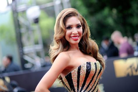 While in attendance at the Cannes Film Festival, Teen Mom star Farrah