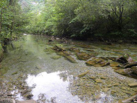 Una Ruta Imprescindible Para Darse Un Baño En Plena Naturaleza No Soy Una Drama Mamá Rutas Naturaleza Turismo