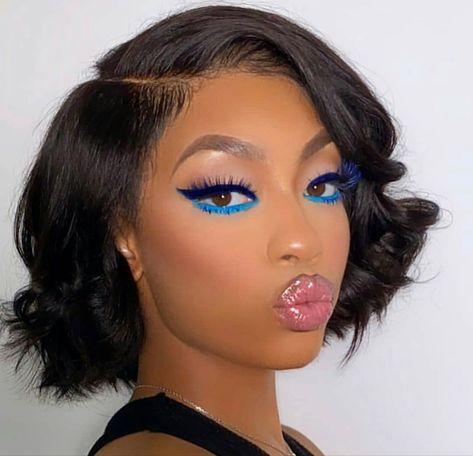Cute Makeup Looks, Makeup Eye Looks, Creative Makeup Looks, Glam Makeup Look, Glamour Makeup, Sleek Makeup, Flawless Makeup, Gorgeous Makeup, Pretty Makeup