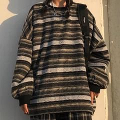 AESTHETIC KOREAN STYLE KNITTED SWEATER