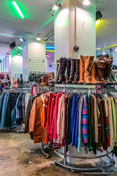 Vintage Shop In London Vintage Clothes Shop London Shopping London
