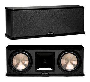 Bic Acoustech Pl 28ii Center Speaker Black Review Center Speaker Speaker Portable Projector Screen