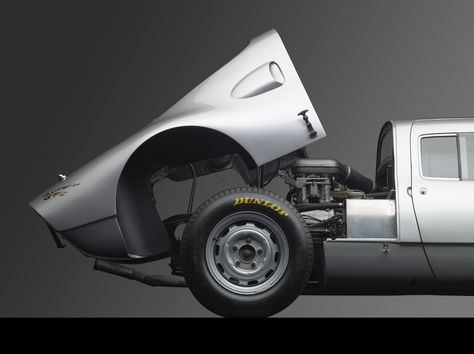 1964 Porsche 904 Carrera GTS Side Open