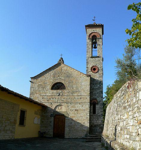 Bagno A Ripoli S Lucia A Terzano Tuscany Italy Big Ben