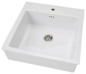 Domsjo Sink Bowl By Ikea Bathroom Vanities And Sink Consoles Ikea Ikea Farmhouse Sink Ikea Kitchen Sink Ikea Farm Sink