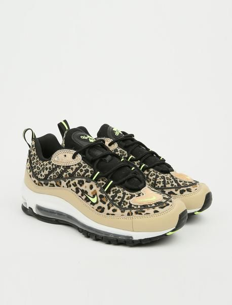 Nike Air Max 98 Premium Animal Sneakers |