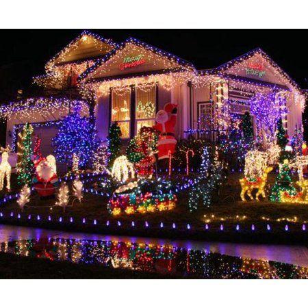 Home Outdoor Led Christmas Lights Xmas Lights Led Christmas Lights
