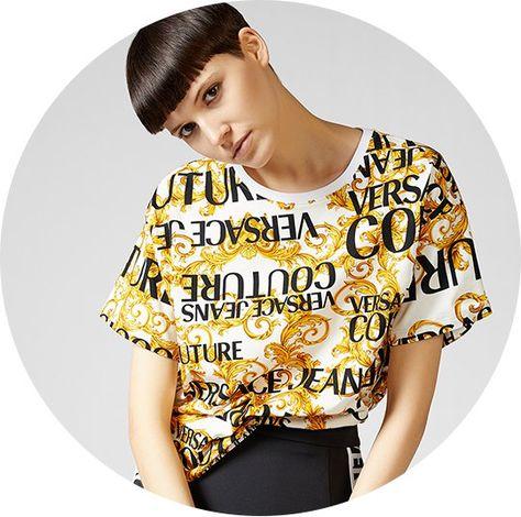 Versace Shop Online Ufficiale Italia | Abbigliamento e