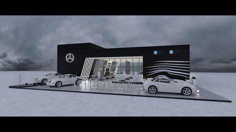 Mercedes-Benz Bar on Behance