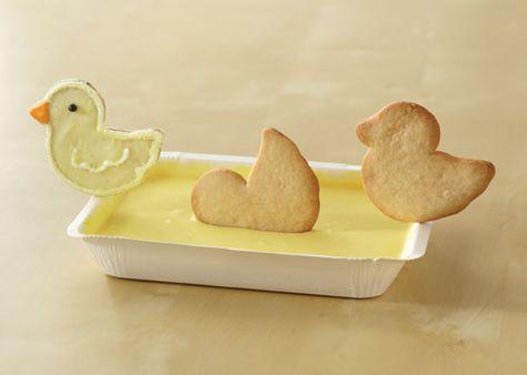 Duckling Cookies