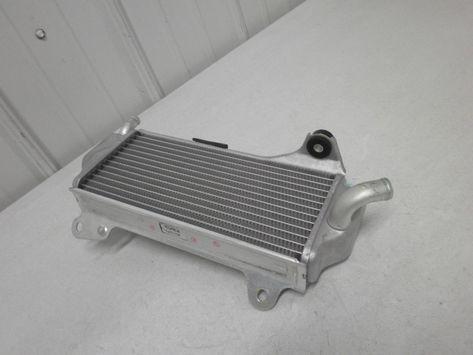 Aluminum Alloy Radiator Fit YAMAHA ATV QUAD GRIZZLY YFM700 2007-2013 2012 2011