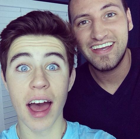 Nash Grier. Why are his eyes so beautiful and perfect!?