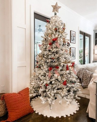 Holiday Indoor Decor In 2021 Holiday Decor Christmas Home Holiday Living room christmas decorations 2021