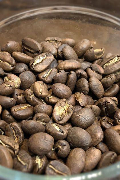 Roasting Kona Coffee With Images Light Roast Coffee Roasting