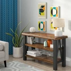 hot sales c54af a4323 Silvis Console Table | sofa tables | Console Table ...