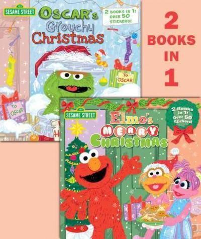 Elmo's Merry Christmas / Oscar's Grouchy Christmas
