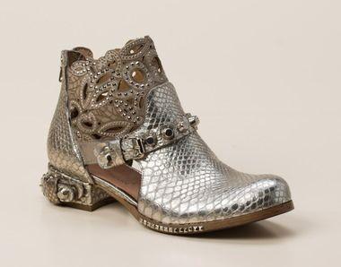Goldene Stiefeletten & Boots für Damen online kaufen