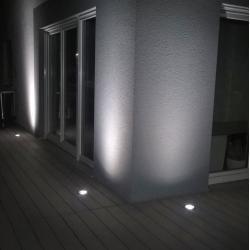 Schwenkbar Moderner Aussenbodendeckenspot Deckenstrahler Spot Edelstahl Ip65 Delux Modern Gu10i In 2020 Hausbeleuchtung Bodenstrahler Und Aussenbeleuchtung Haus