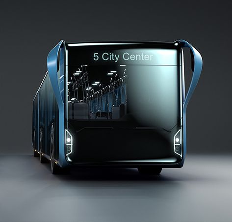 Willie: Transparent LCD Bus Concept by Tad Orlowski – Inspiration Grid