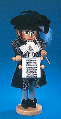 Retired Signed Karla Steinbach Richard Wagner Nutcracker Composer From Great Artist Series 2nd * This is an Amazon Affiliate link. Want to know more, click on the image.