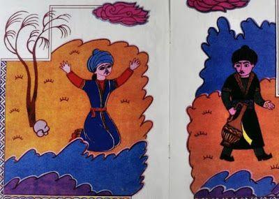 Musfiqə Bayramli Xeyir Və Sər Nizami Gəncəvi Disney Disney Princess Character