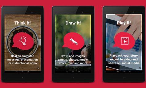 Draw My Story es una aplicación gratuita para Android que nos permite crear…
