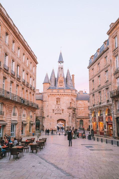 24 Hours In Bordeaux, France