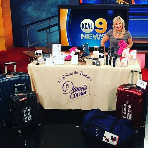 We are so excited to be featured in Dawn's Corner on KCAL 9 News…