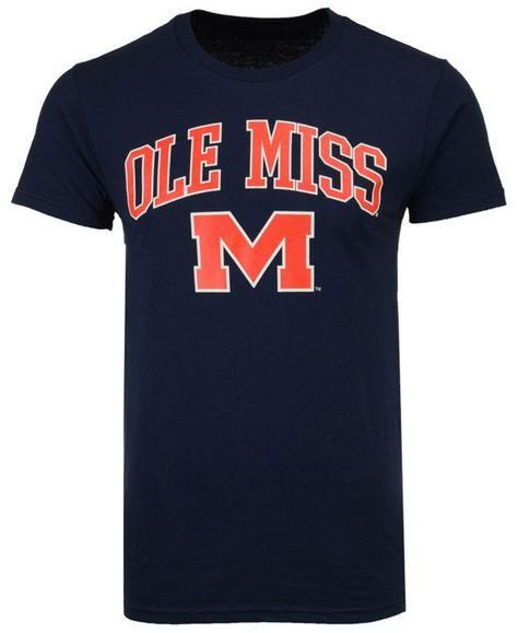 Retro Brand Men S Ole Miss Rebels Midsize T Shirt Reviews Sports Fan Shop By Lids Men Macy S Ole Miss Rebels Shirts Ole Miss