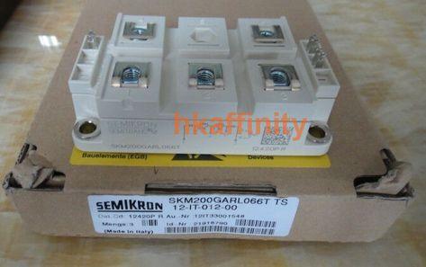 NEW SKM195GB126DN  IGBT SEMIKRON  MODULE  ORIGINAL