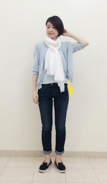 ウェーブのパンツスタイル ファッション パンツスタイル ファッションスタイル