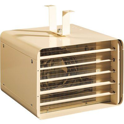 Profusion Heat Ceiling Mounted Workshop Heater With Halogen Light 5 200 Btu 1 500 Watts Model Hq1500 In 2020 Workshop Heater Halogen Lighting Heater