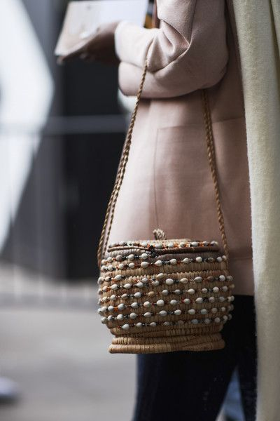 In the Bag - The Most Inspiring Street Style at London Fashion Week - Photos