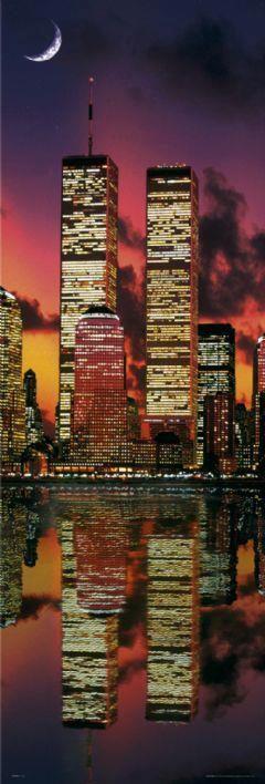 World Trade Center - Twin Towers - New York, NY - USA