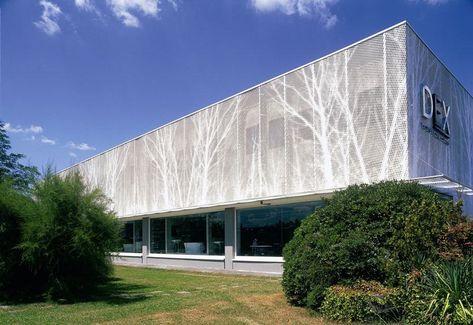 DEX Showroom by Studio 63 Architecture + Design | KARMATRENDZ