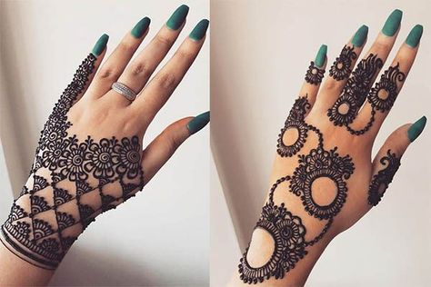 Top Latest Mehndi Designs for Hands