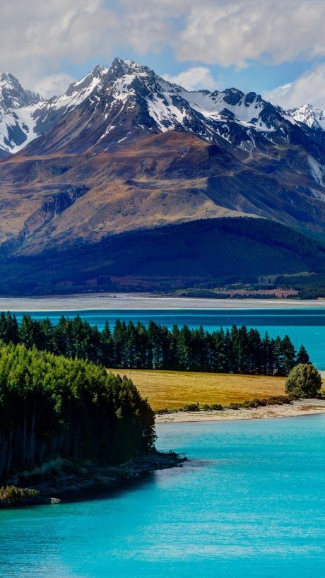 Nezaket Efe With Images Lake Tekapo Scenic Views What A